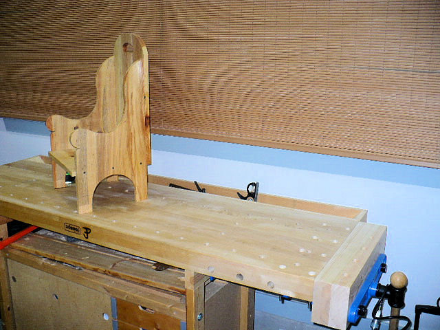 Tool Tray For Sjobergs Woodworking Bench By Fjpetruso