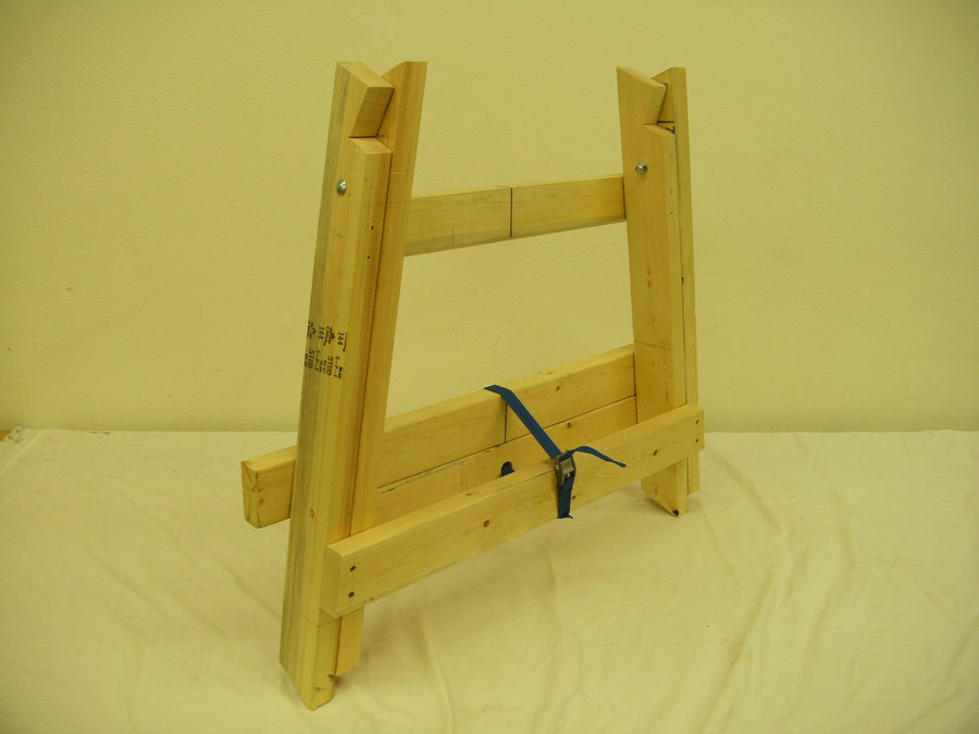 Ultimate Folding Sawhorse Ii Quot Shopdog Quot By Canexican