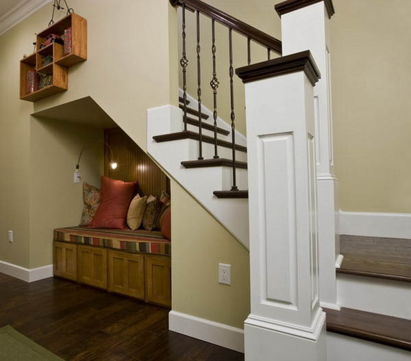 16 Interior Design Ideas And Creative Ways To Maximize Small | Unique Stairs For Small Spaces | Mini | Small Area | Ladder | Stairway | Loft
