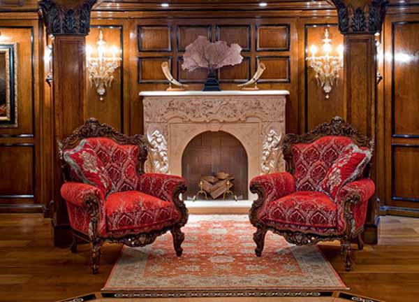 10 Gorgeous Fireplace Designs Modern Interior Design