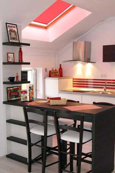 Modern Kitchen Design Small Area