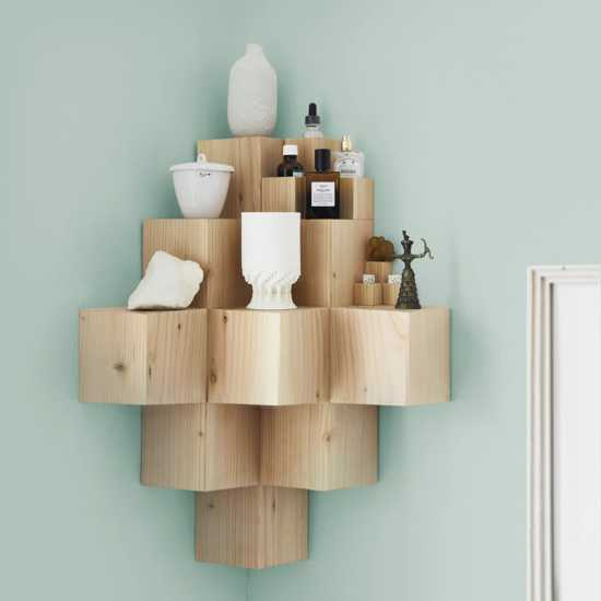 Solid Wood Shelves Inspiring Diy Modular Shelving Projects