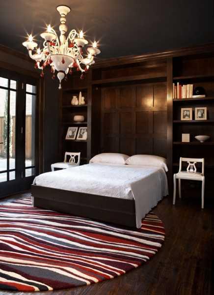 Ceilings Black Rooms