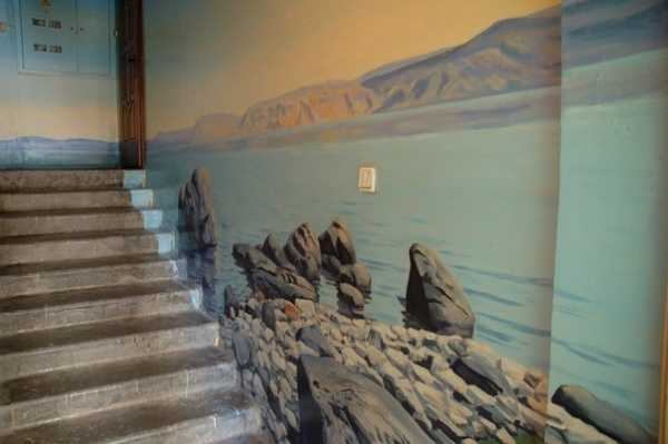 Amazing Painting Ideas For Staircase Wall Decoration With Gorgeous | Wall Painting Designs For Staircase | Side Wall | Upstairs | Art Staircase | Boy | Creative