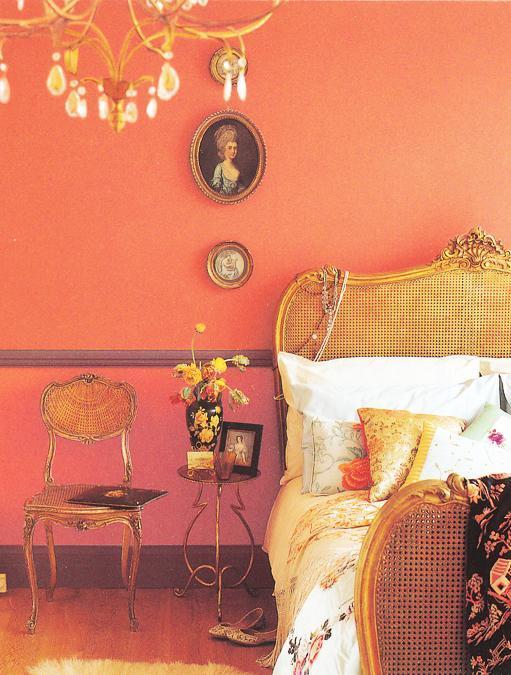 Furniture Brown Schemes Living Color Room