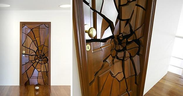 Unusual Interior Doors Adding Surprising Accents To Modern