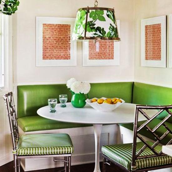 25 Ideas for Dining Room Decorating in Yelow and Green Colors by Ena Russ last updated  25 10 2016