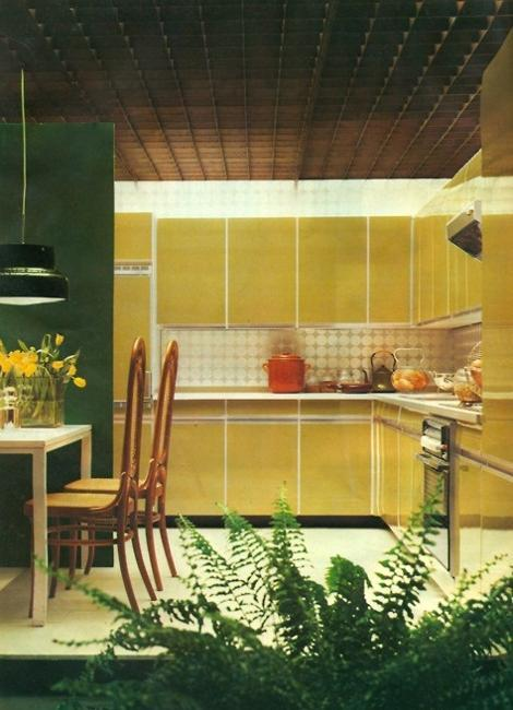 Great Small Kitchen Designs