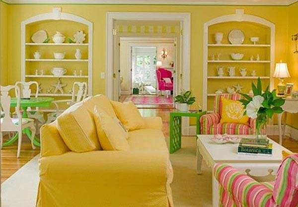 Family Room Decorating Trends
