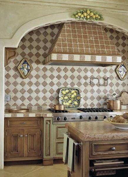 Modern Wall Tiles 15 Creative Kitchen Stove Backsplash Ideas