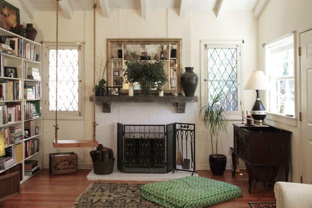 Adding Color Living Room