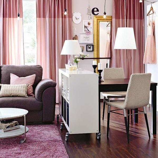 22 Space Saving Room Dividers For Decorating Small