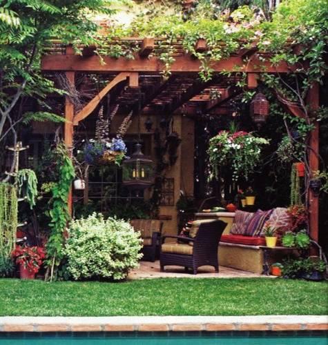 15 Beautiful Metal Or Wooden Gazebo Designs And Garden