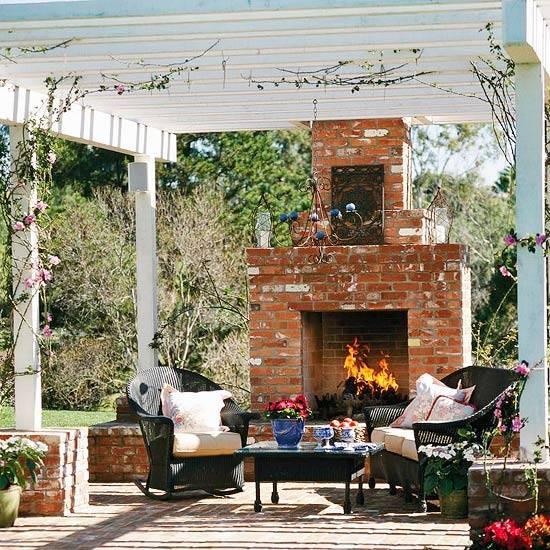 22 Beautiful Garden Design Ideas Wooden Pergolas And
