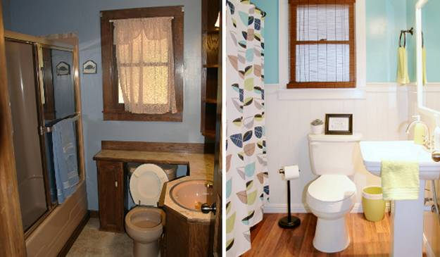 Small Repairs And Room Makeovers For Home Staging Before