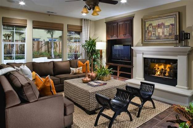 Living Room Small Family Ideas