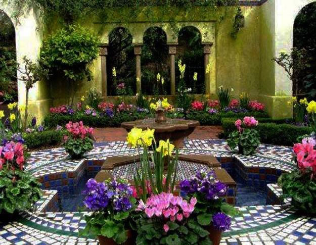 Backyard Garden Design Ideas