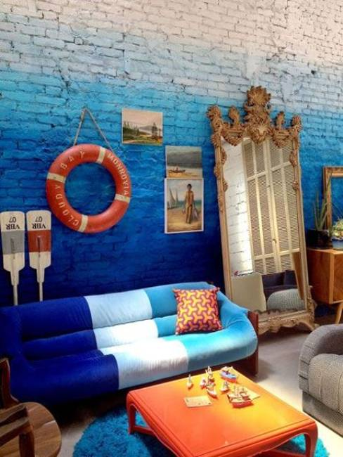 Color Interior Painting Ideas Schemes