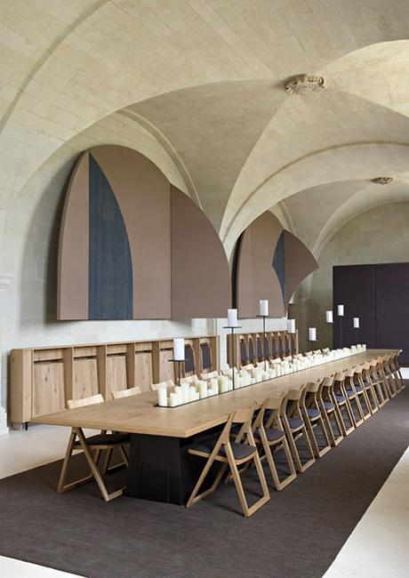 Modern Interior Design And Decor With Medieval Monastery Vibe