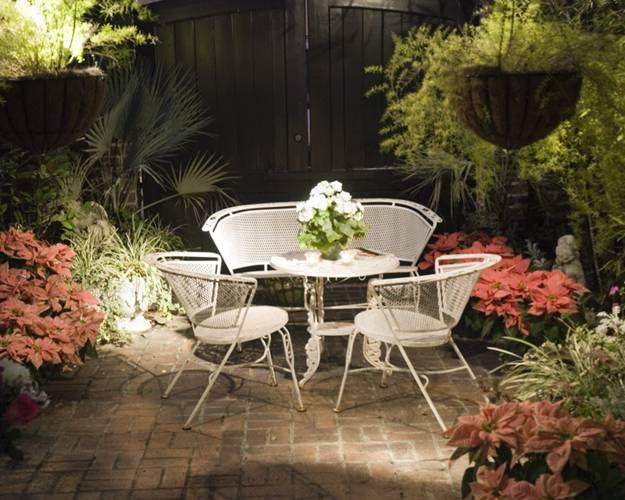 Small Outdoor Garden Designs