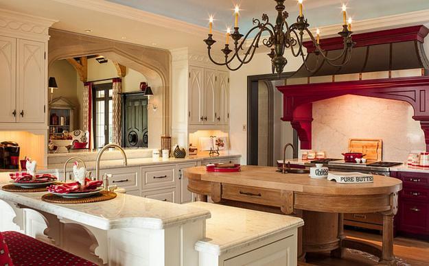 20 Beautiful Kitchen Design Ideas In Mediterranean Styles