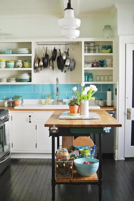 Small Kitchen Island Designs