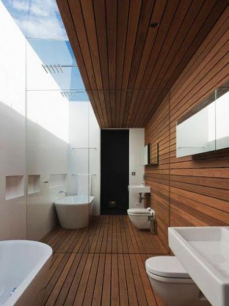 Modern Bathroom Design Trends Offering 6 Great