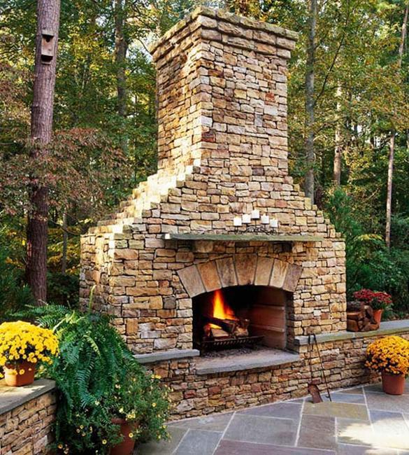 22 Modern Fireplaces Bringing Magic Warmth Into Stylish