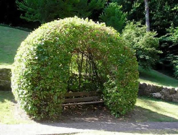 Green Gazebo Designs Bringing Serenity Into Beautiful Gardens
