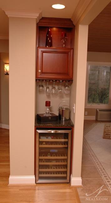 Small Kitchen Design Green