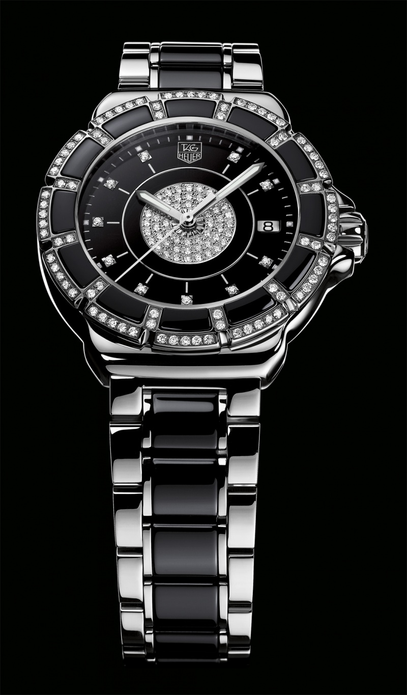 women's tag heuer watches - 610×959