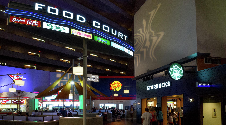 Fast Food Restaurants Las Vegas