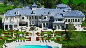 Luxury Palatial French Formal Home In Hidden Valley