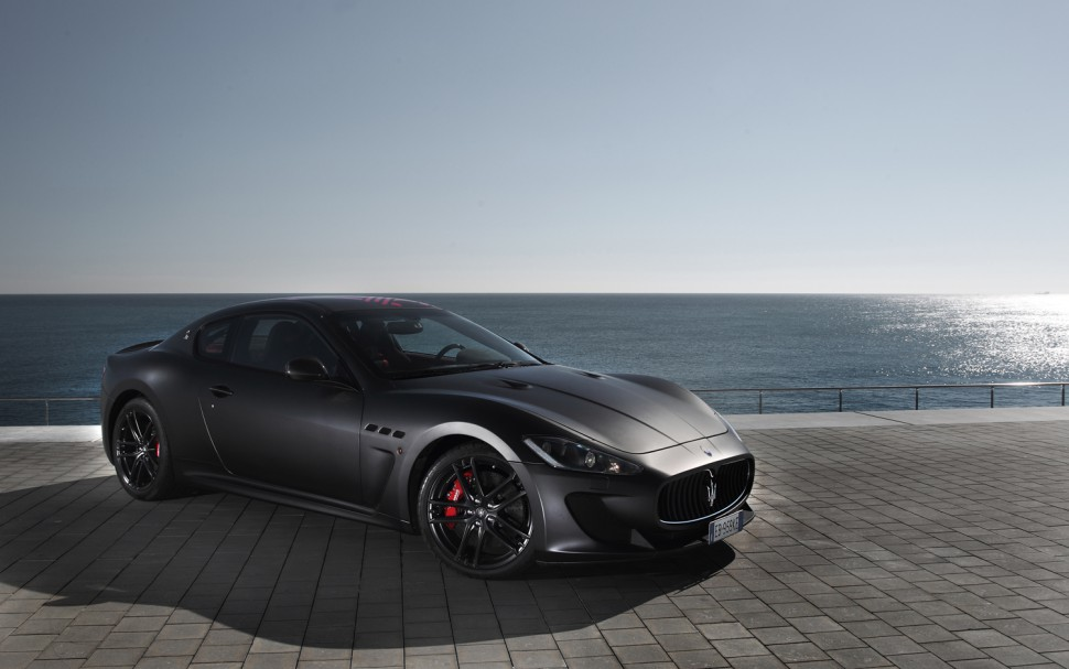 More New Details Emerge On The Maserati Granturismo And