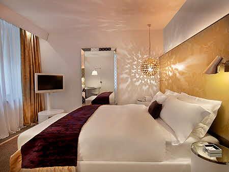 W Hotel St Petersburg Russia