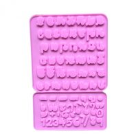 Letters Silicone Mould Tray LMH042