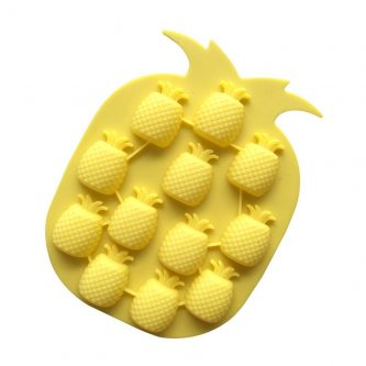 Pineapples Silicone Mould Tray LMH058