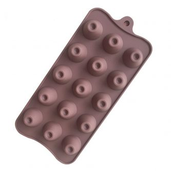 Chocolate Candy Silicone Mould Tray LMH079