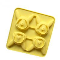 Cartoon Silicone Mould Tray LMH091