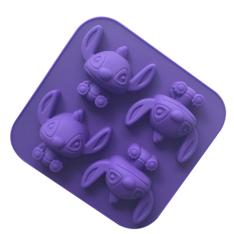 Cartoon character Star Treasure Silicone Mould Tray LMH092