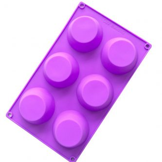 Muffin Cup Silicone Mould Tray LMH113