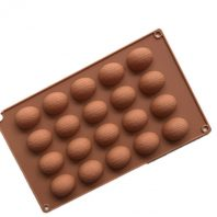 20 Cavities Walnut Silicone Mould Tray LMH121