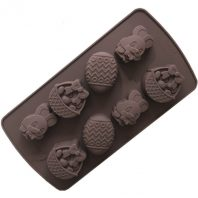 Easter Eggs Silicone Mould Tray LMH177