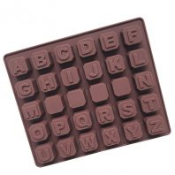 Letters Silicone Mould Tray LMH183