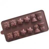 Stars Gifts Silicone Mould Tray LMH665