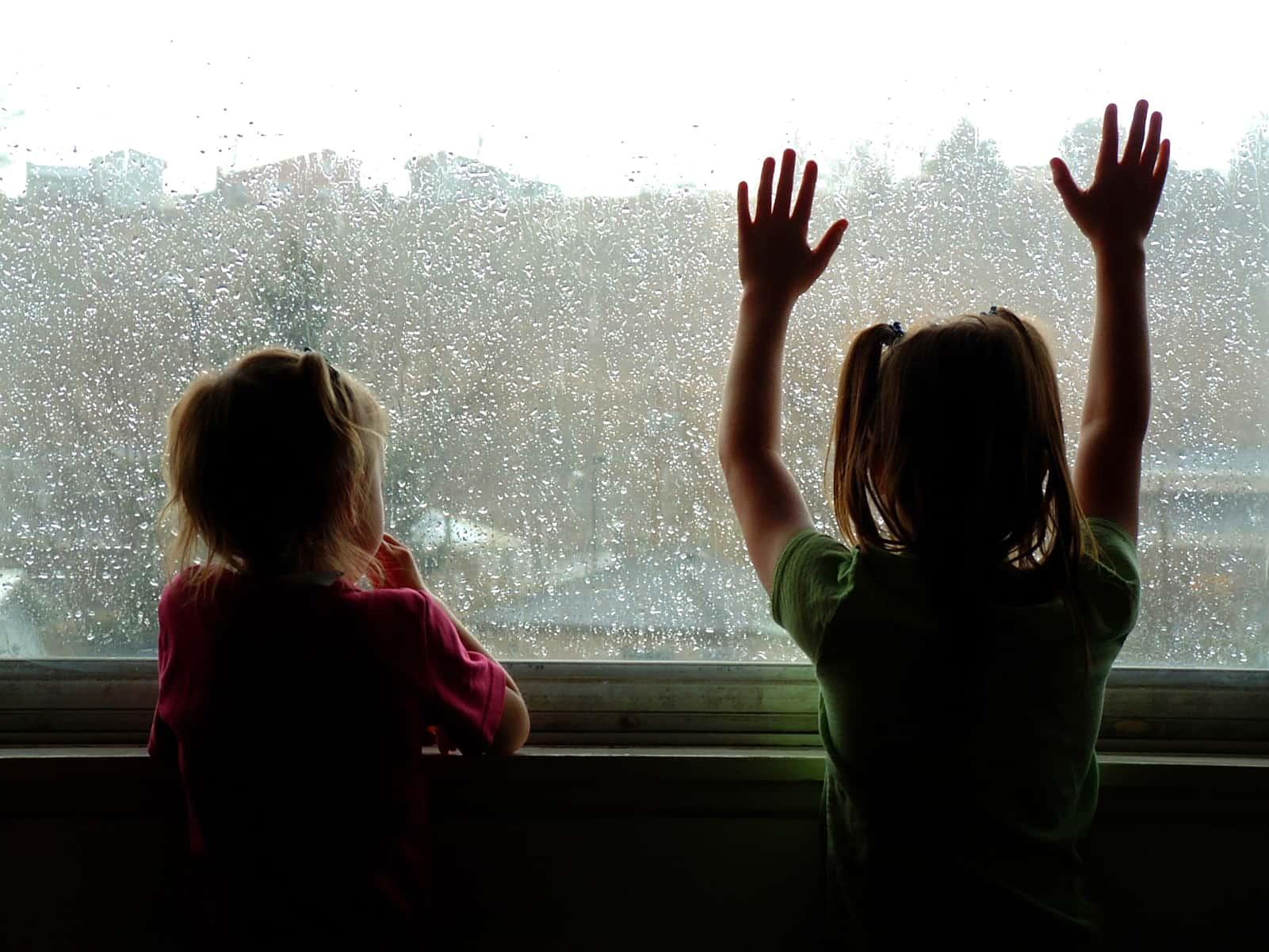Rainy Day School Activities