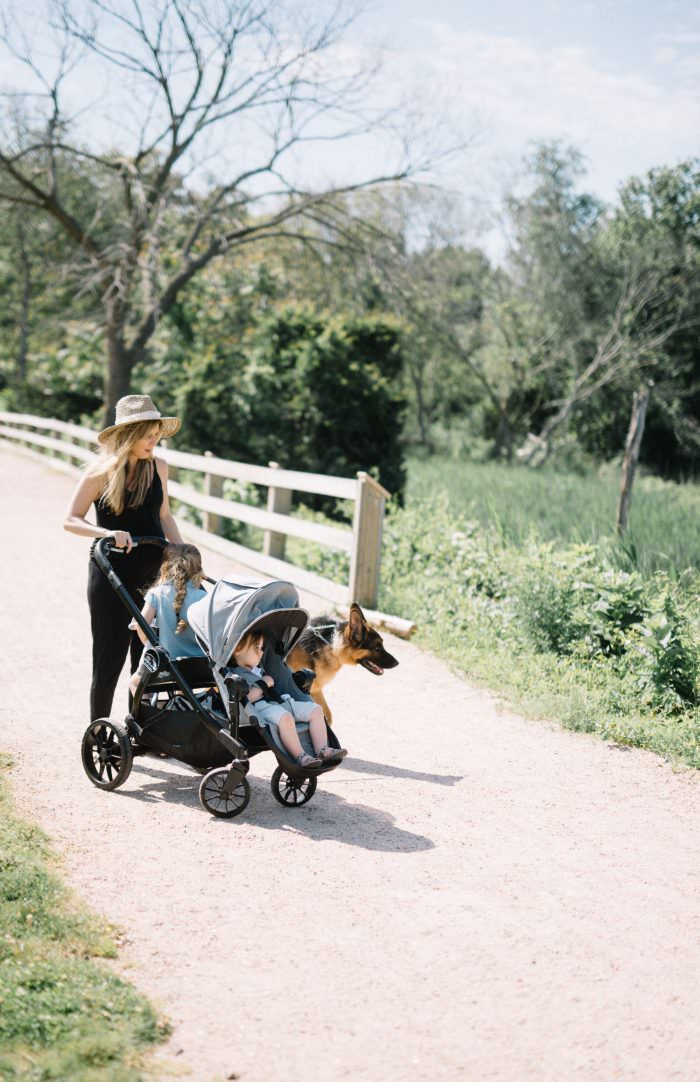 Baby Jogger Double Stroller Converts