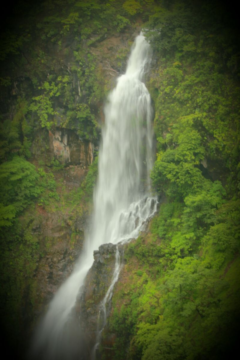 Thoseghar Waterfall Maayboli Free Images