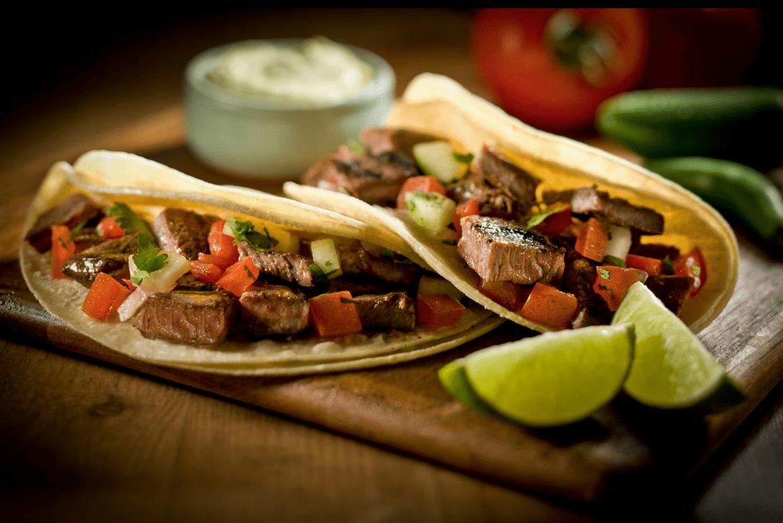 Taco Bar Large Group