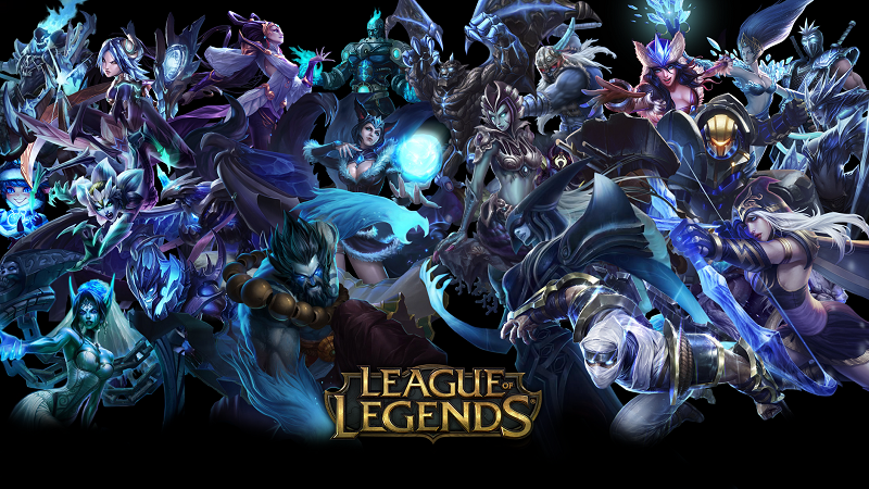 Top 10 Free Games for Mac 2015   MacFinest League of Legends